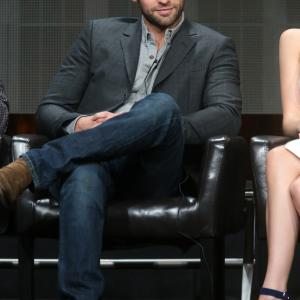 Chace Crawford at event of Blood & Oil (2015)
