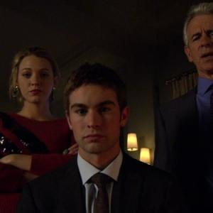 Still of Blake Lively, James Naughton and Chace Crawford in Liezuvautoja (2007)