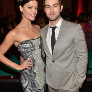 Jaimie Alexander and Chace Crawford