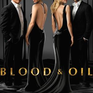 Don Johnson, Amber Valletta, Chace Crawford and Rebecca Rittenhouse in Blood & Oil (2015)