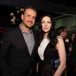 Laura Prepon and Jason Segel