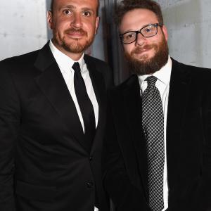 Seth Rogen and Jason Segel