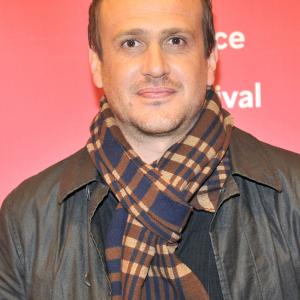Jason Segel at event of The End of the Tour (2015)