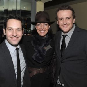 Allison Janney Paul Rudd and Jason Segel at event of I Love You Man 2009