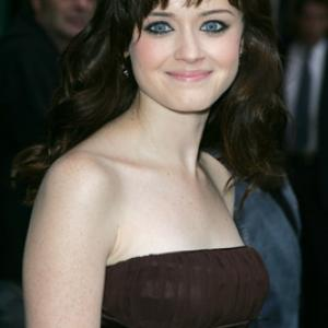 Alexis Bledel at event of Late Show with David Letterman 1993