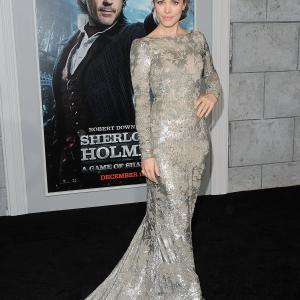 Rachel McAdams at event of Serlokas Holmsas Seseliu zaidimas 2011