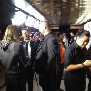 My bro and I are interviewed at ScreamFest