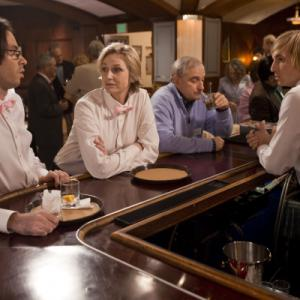 Still of Jane Lynch and Martin Starr in Party Down 2009