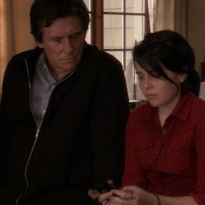 Still of Gabriel Byrne and Mae Whitman in In Treatment 2008