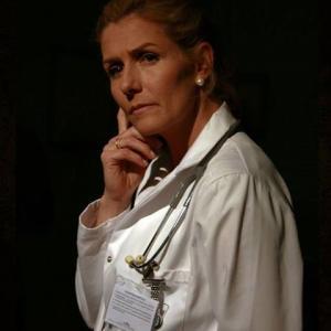 Nina Koenig as Dr Samuels in The Hunted