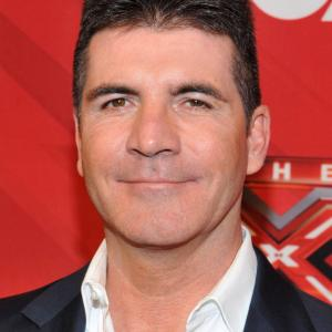 Simon Cowell at event of The X Factor (2011)