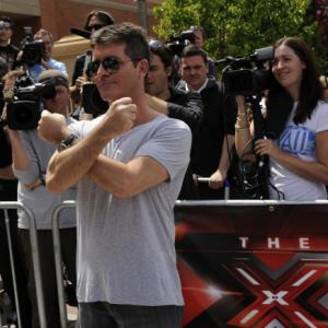 Still of Simon Cowell in The X Factor (2011)