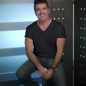 Still of Simon Cowell in American Idol: The Search for a Superstar (2002)