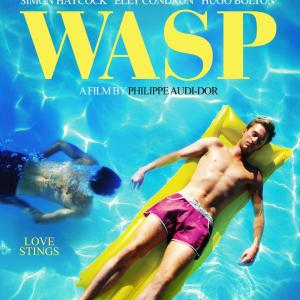 Philippe AudiDor Simon Haycock Elly Condron and Hugo Bolton in Wasp 2015