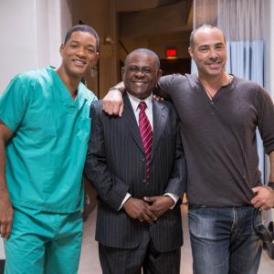 Will Smith, Peter Landesman, Bennet Omalu