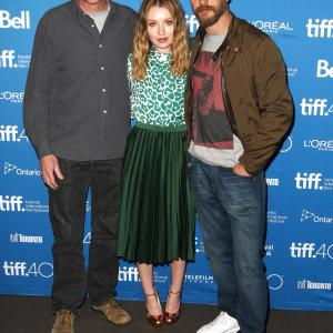 Brian Helgeland, Emily Browning, Tom Hardy