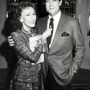 Plácido Domingo, Helen Gurley Brown