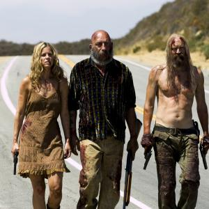 Still of Sid Haig, Sheri Moon Zombie and Bill Moseley in The Devil's Rejects (2005)
