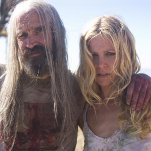 Still of Sheri Moon Zombie and Bill Moseley in The Devil's Rejects (2005)