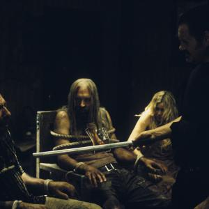 Still of William Forsythe, Sid Haig, Sheri Moon Zombie and Bill Moseley in The Devil's Rejects (2005)