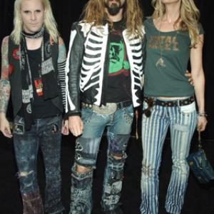 John 5, Sheri Moon Zombie and Rob Zombie