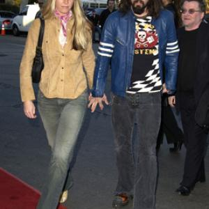 Sheri Moon Zombie and Rob Zombie at event of Daredevil (2003)