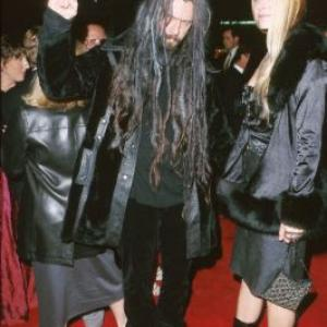 Sheri Moon Zombie and Rob Zombie at event of End of Days (1999)