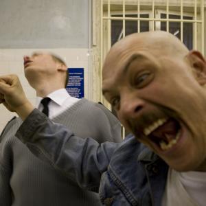Still of Tom Hardy in Bronson 2008