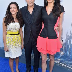 George Clooney at event of Rytojaus zeme (2015)