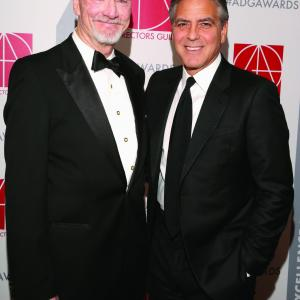 George Clooney and James D. Bissell