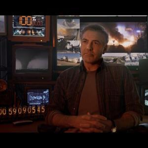 Still of George Clooney in Rytojaus zeme (2015)