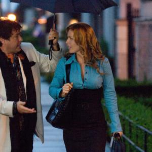 Still of Angus Macfadyen and Willa Ford in Impulse 2008