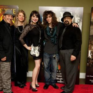 Lion Rose Red Carpet Premiere
