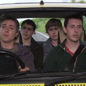 James Buckley, Blake Harrison, Simon Bird, Joe Thomas