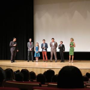 Hong Kong premiere of The Gift