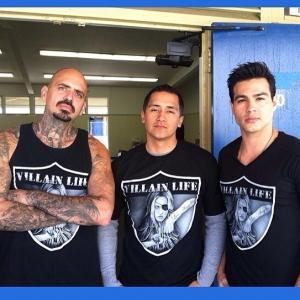 The boys East Los High