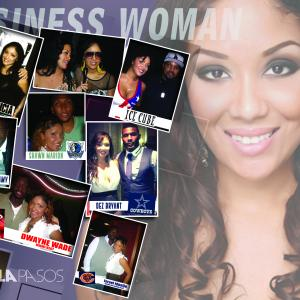 Adella Pasos - Media Photo Collage