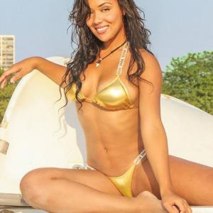 Adella Pasos - Swimsuit