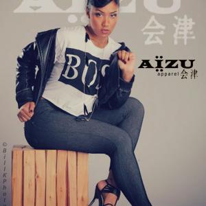 AIZU apparel fall 2013 - Advertising Campaign