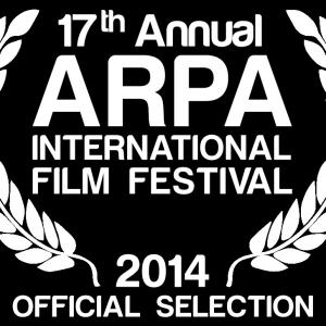 Official selection ARPA Int Film Fest november 2014