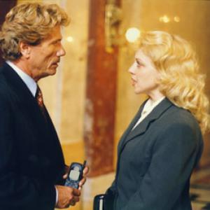 Kathleen Gati with Jurgen Prochnow in The Fall