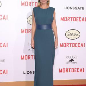 Gwyneth Paltrow at event of Usuotasis Ponas Mortdecai (2015)
