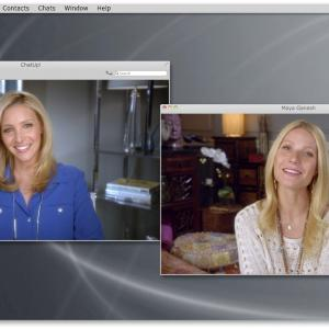 Still of Gwyneth Paltrow and Lisa Kudrow in Web Therapy (2011)