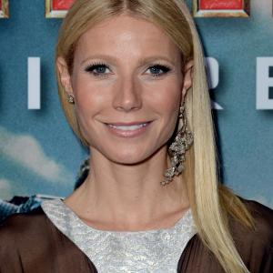 Gwyneth Paltrow at event of Gelezinis zmogus 3 (2013)