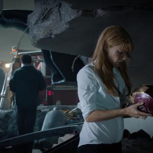 Still of Gwyneth Paltrow in Gelezinis zmogus 3 (2013)
