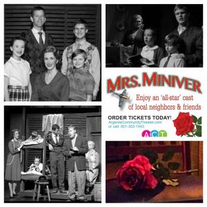 World Stage Premiere of Mrs Miniver 2015