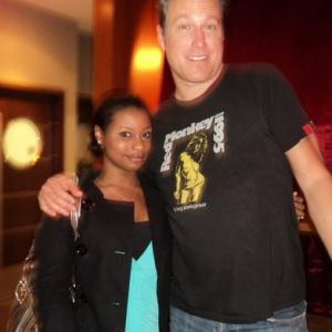 John Corbett and HeatherClaire Nortey The Hunt for the I5 Killer 2011