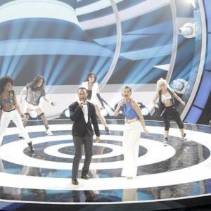 Kelly Clarkson, Robin Thicke, John Legend and Jennifer Nettles in Duets (2012)