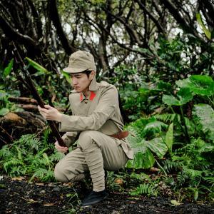 Simon Twu Japanese Soldier