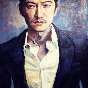 Simon Twu's Portrait from the Fans
